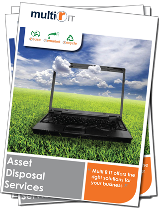 IT asset disposal brochure